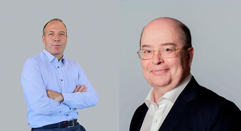 Tobias Böhler y Rudolf Lessmeister